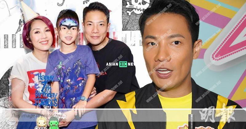 Miriam Yeung's son threw a temper as she seldom spent time with him