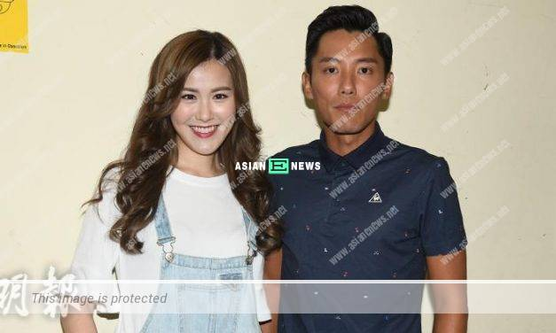Moon Lau tries to lose weight when working together with Jonathan Cheung