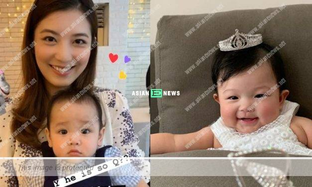 Phoebe Sin praised Grace Chan's son was very cute