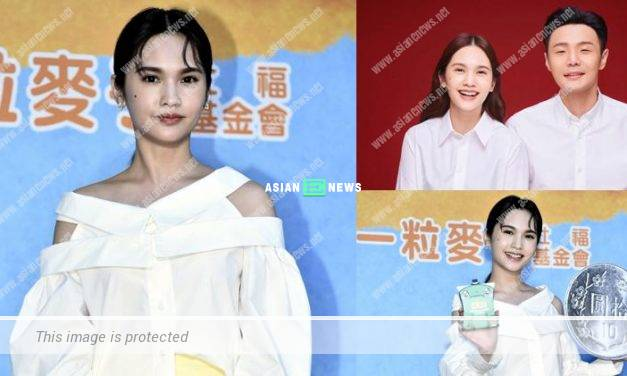 Rainie Yang does not see her husband, Li Ronghao after their marriage