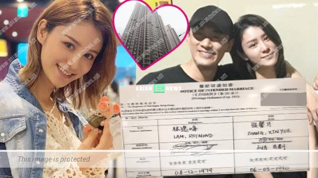 Is Raymond Lam discussing about his wedding with his father in Xiamen?