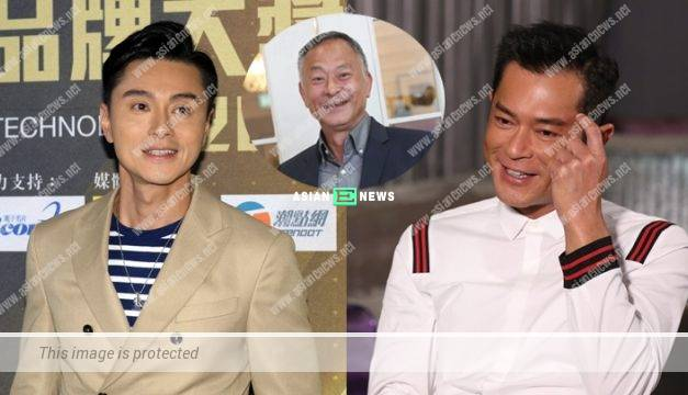 Raymond Wong continues to work for TVB and join Louis Koo's movie company