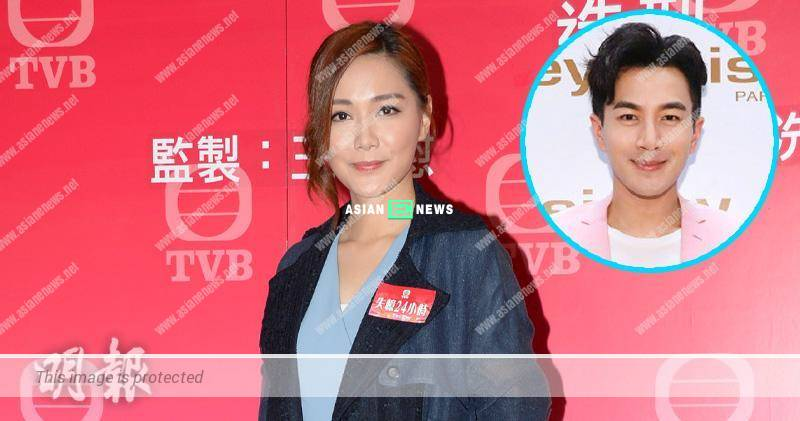 Roxanne Tong denied about developing a relationship with Hawick Lau