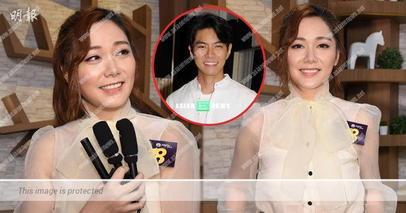 Roxanne Tong emphasised her single status and did not keep in touch with Hawick Lau