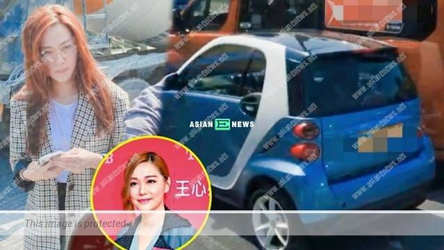 Roxanne Tong hit on a van and paid $1000 for a settlement