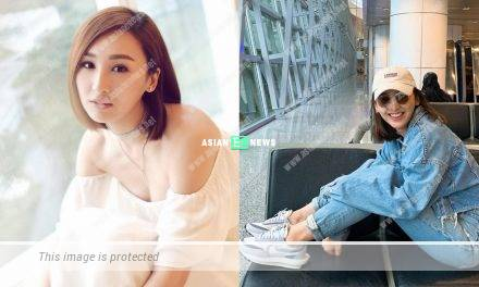 Samantha Ko shares beautiful photo and is pointed inconsiderate by the netizens