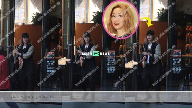 Sammi Cheng gains weight during her long vacation