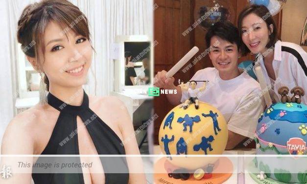 Sammi Cheung tries to flirt with married man, Him Law?