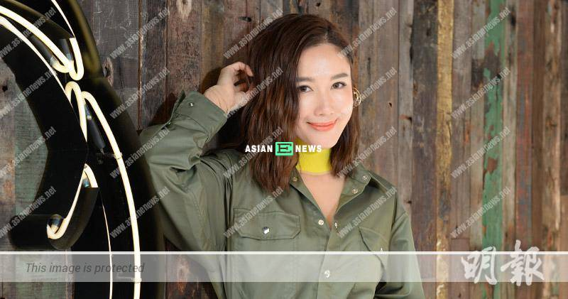 Selena Lee remains positive without winning any awards in TVB