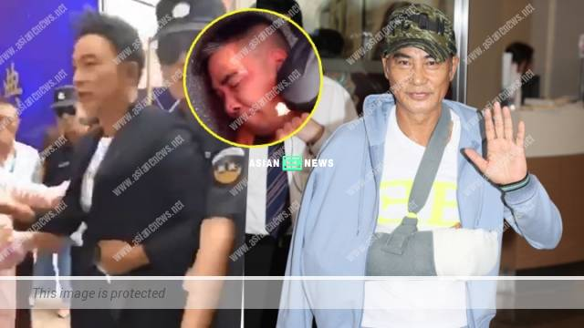 Simon Yam decided not to pursue the matter related to his attack in Zhongshan