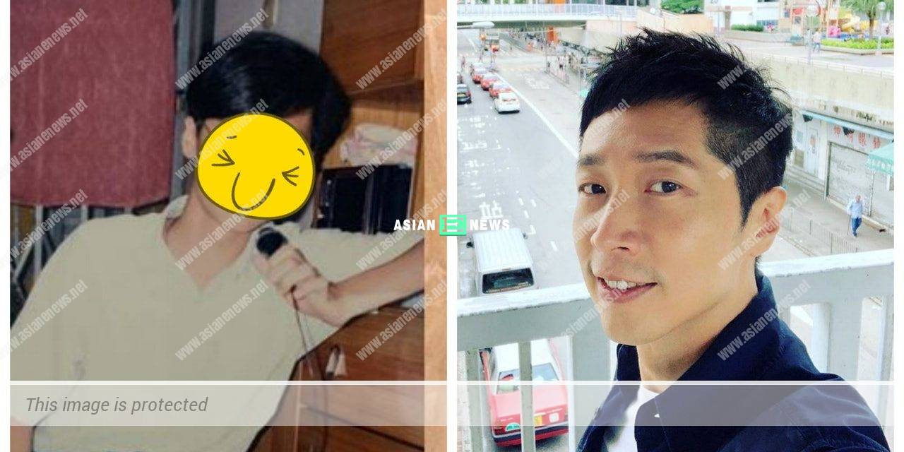 Steven Ma shows his childhood photo; He does not seem to age?