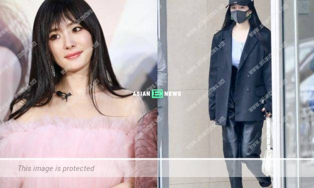 Yang Mi's fashion sense is becoming worse? She is criticised by the netizens again