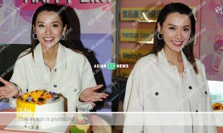 Receiving a wedding ring anytime? Alice Chan told the public to stop giving pressure