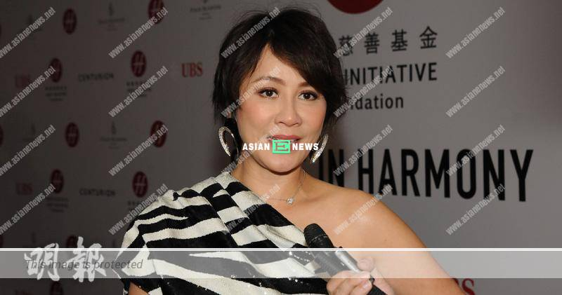 Carina Lau dismissed about selling her flat in Shanghai