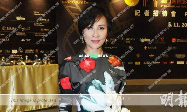 Carina Lau's husband, Tony Leung is shooting Marvel film