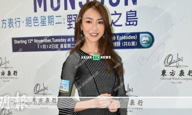 Carmaney Wong has little work and depends on her savings