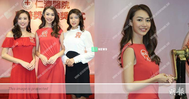 Carmaney Wong stops exercising after the beauty pageant