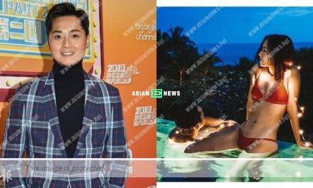 Fred Cheng is fine with Stephanie Ho showing her bikini photo