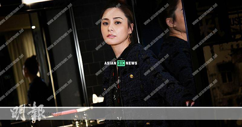 Gillian Chung recalled the darkest period of her life