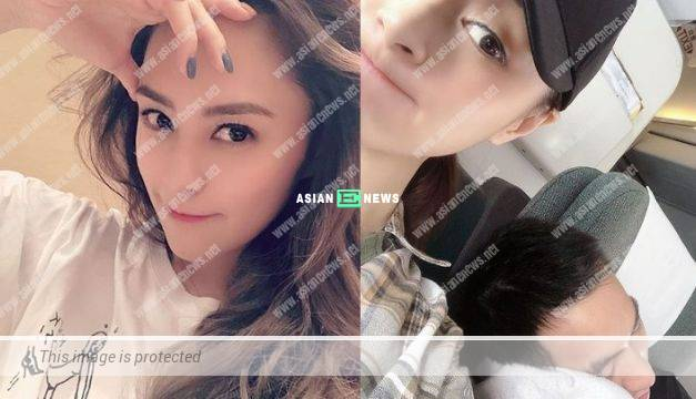Gillian Chung tried to persuade her husband to see a Psychologist