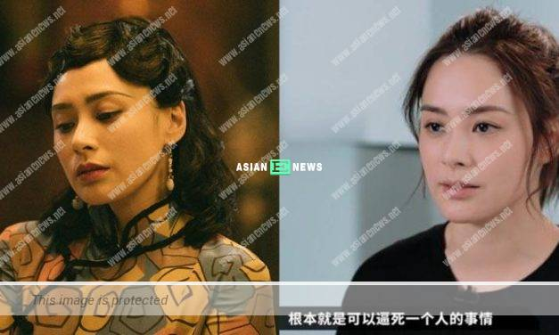 Gillian Chung discussed about her sexually explicit photos related to Edison Chen