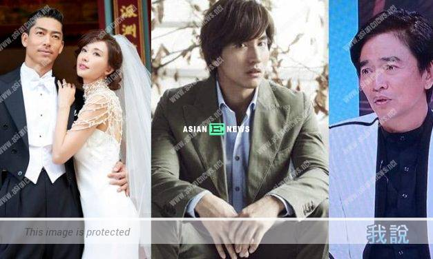 Jerry Yan feels unstable when his old love, Lin Chi Ling is married?
