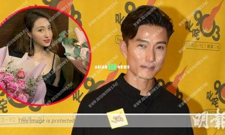 Joel Chan feels happy when his old love, Florinda Ho has new romance