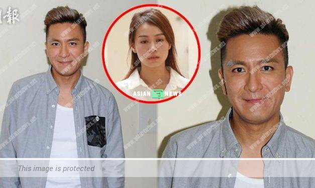 Kenneth Ma watched Finding Her Voice drama starring Jacqueline Wong