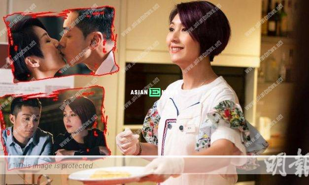 Wonder Women drama: Miriam Yeung faced a love triangle between Raymond Wong and Chau Pak Ho