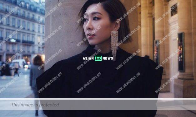 Is Nancy Wu leaving TVB and joining Louis Koo's agency?