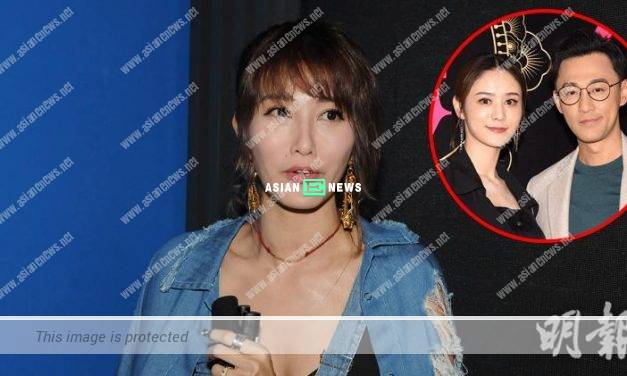 Rain Li felt embarrassed when mentioned about her old love, Raymond Lam