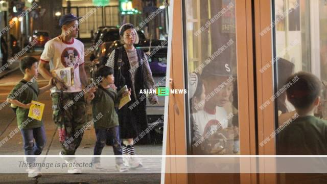 Raymond Wong took his family to a barbecue restaurant