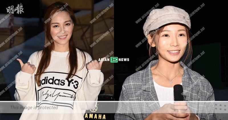 Roxanne Tong finally loses weight; Jessica Kan has 10% body fats