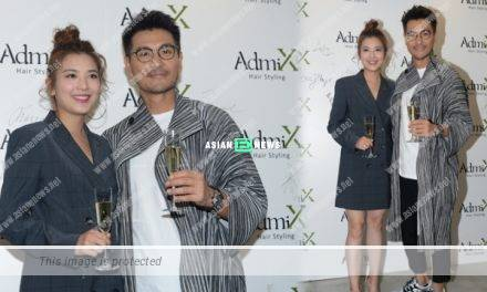 Going to ICU? Ruco Chan must disinfect himself before seeing his daughter