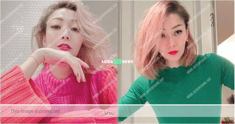 Sammi Cheng shared her ways of living a happy life
