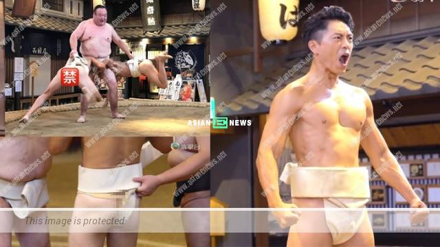 46-year-old Sammy Leung received many messages when revealing his bottom