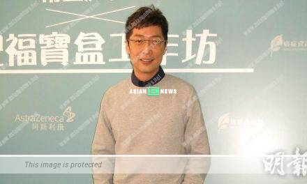 Steven Ma suffered from panic attack after his mother's death