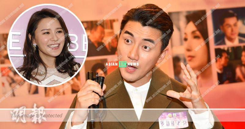 Tony Hung did not feel mad at Priscilla Wong: We were joking around