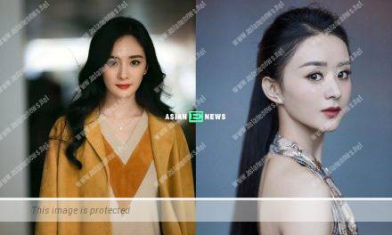Yang Mi and Zanilia Zhao are suspected to be ungrateful to Yu Zheng?