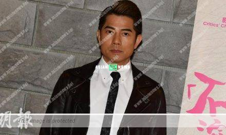 Aaron Kwok almost failed to differentiate the reality when filming Murderer movie
