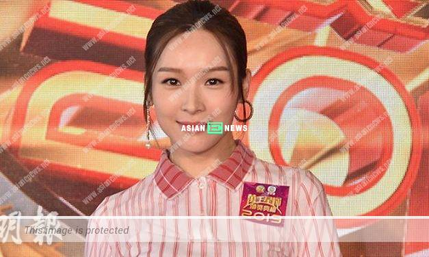 TVB Anniversary Awards: Ali Lee is prepared to return home empty-handed