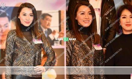 Hardworking Alice Chan hoped to win Most Improved Female Artiste Award