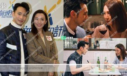 Alice Chan's boyfriend felt normal when she filmed kissing scene with Jonathan Wong