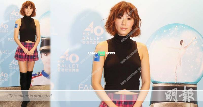 Annie Liu learned boxing in new film directed by Dayo Wong