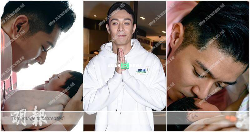 Chau Pak Ho becomes a daddy; His wife gives birth to a baby girl