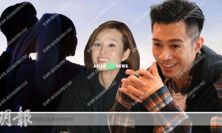 Chau Pak Ho made the first move after falling in love with his wife at first sight