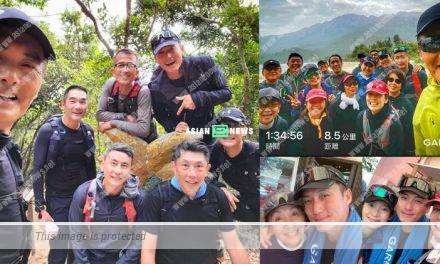 Joel Chan felt happy to go for hiking with Chow Yun Fat