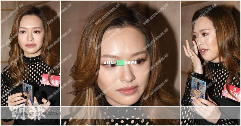 Crystal Fung had a breakdown after ending the relationship with her doctor boyfriend