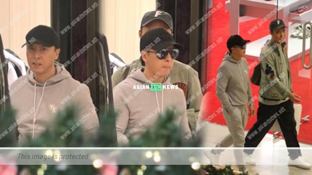 56-year-old Donnie Yen bought the clothes within 15 minutes
