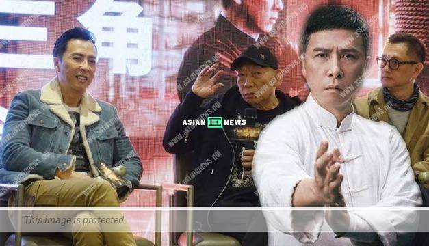 Yuen Woo Ping hopes Donnie Yen will find a successor to promote martial arts